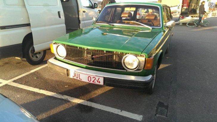 "Volvo 145 -74 ""IKEA Bilen"""