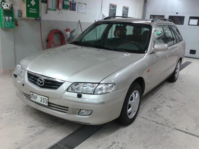 Mazda 626 -00