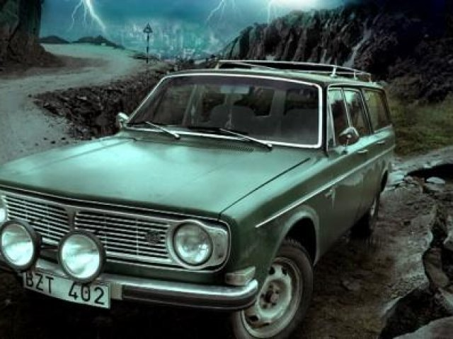 Volvo 145 Nordic Beast Edition