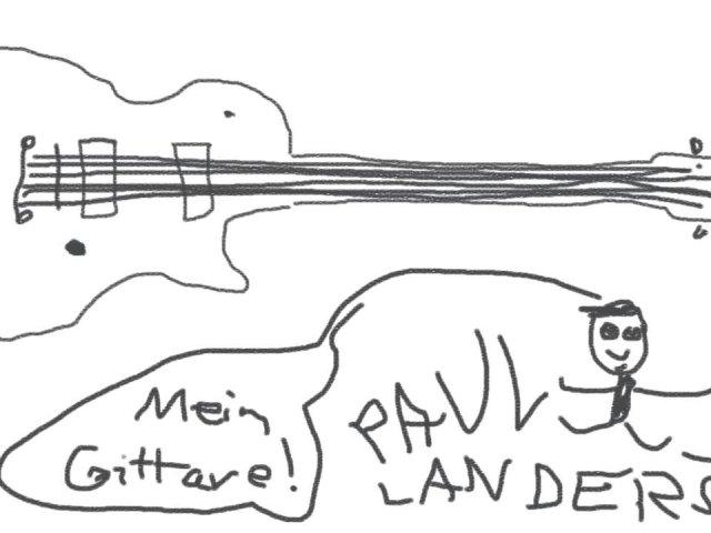 Paul Landers Gibson Les Paul signatur
